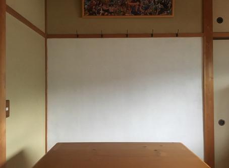 息子の部屋に漆喰を塗りました 〜後編〜