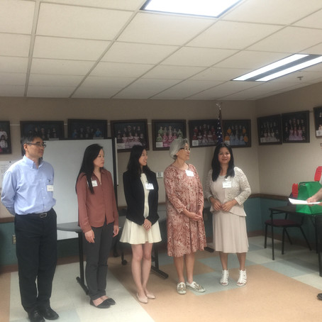 Toastmaster Newly Elected Club Officials