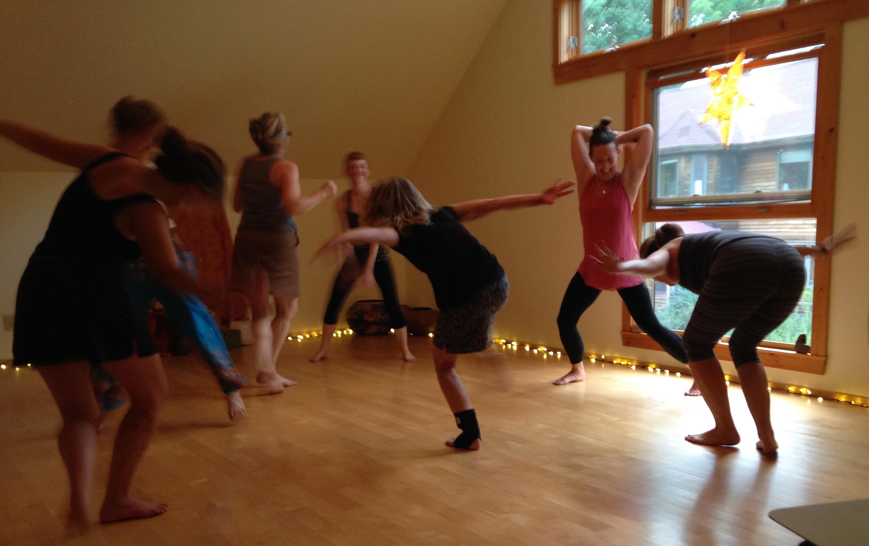 Dance your Heart, Body & Soul AWAKE!