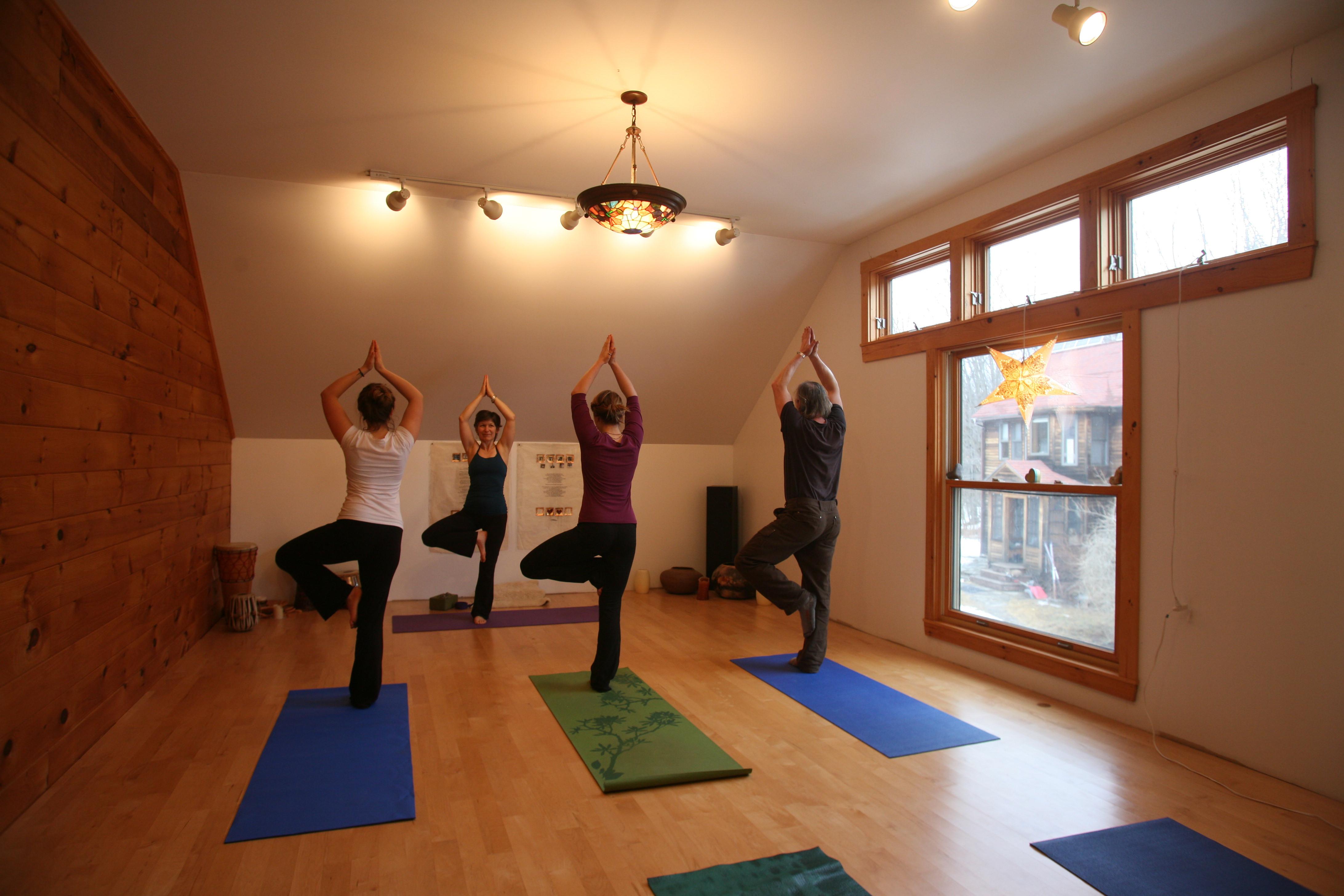 6 Class Yoga Class Pass
