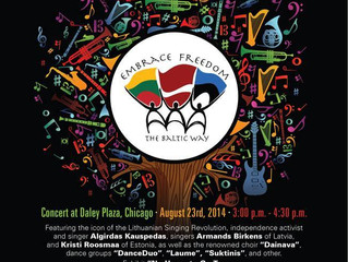 Celebrate Lithuanian Freedom in Chicago!