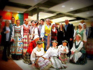 Lithuanian Independence Day and Keynote Speeches