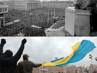 Ukraine's Fight
