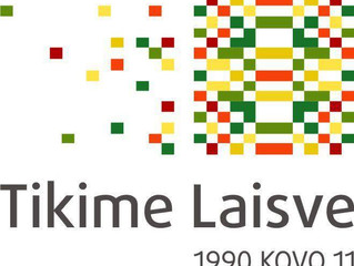 One Year and Lithuanian Independence Restoration Day!