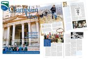 Kayla Hedman: Champlain College publication design
