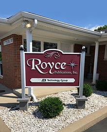 Royce Publications 733 Allendale Dr Lexn