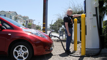 Electric car drivers may start paying to charge up at Redwood City stations
