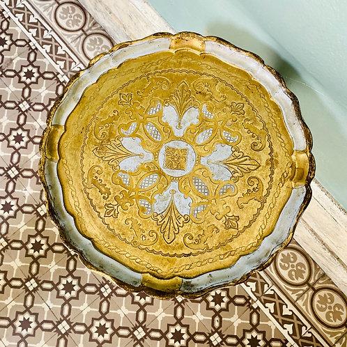Guéridon de style florentin