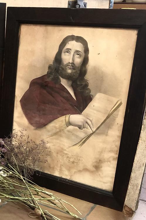 Gravure religieuse