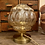Thumbnail: Lampe à poser avec globe années 50-60
