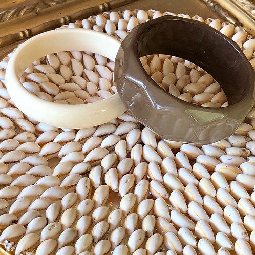 Bracelets en Bakélite