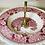 Thumbnail: Serviteur muet / porcelaine anglaise