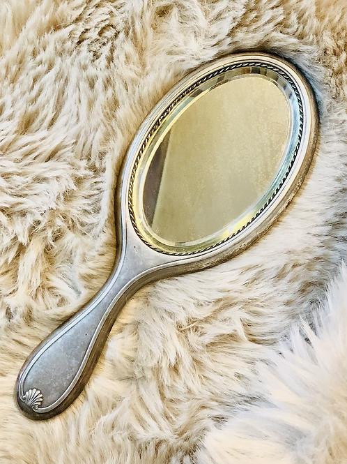 Miroir face à main