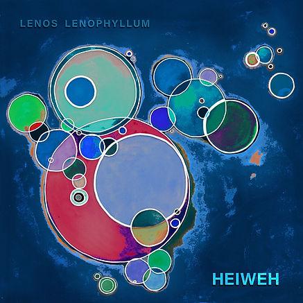 Album Cover Heiweh EP Lisa Laser