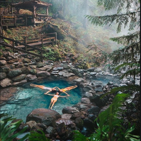 The Best Hot Springs in the PNW