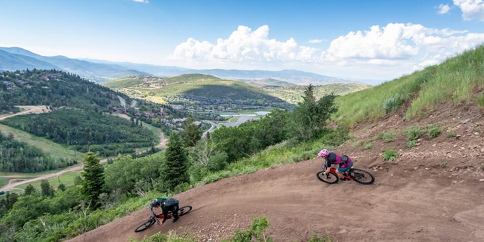 Intro Mountain Biking at Deer Valley