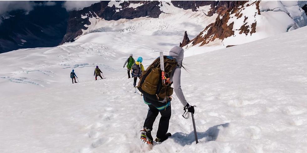 Mount Baker Mountaineering Course