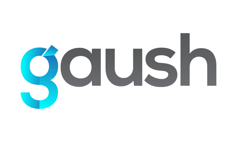 Gaush Telmedia Logo: mobile value added services VAS content