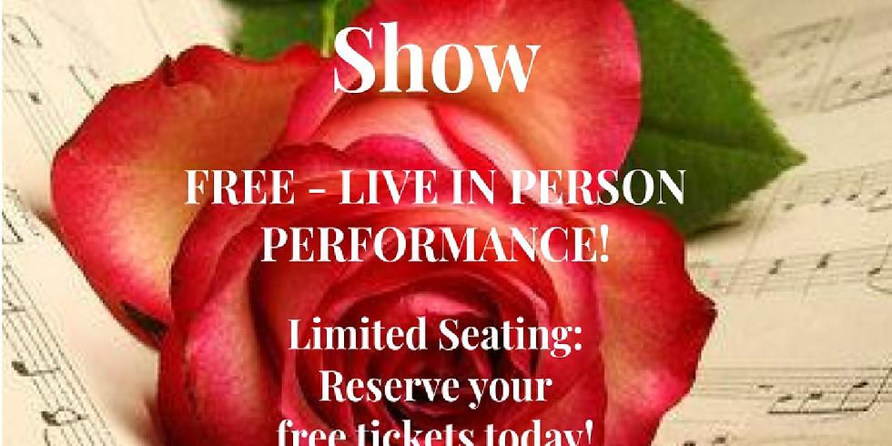Musical Theatre: Spring Showcase!