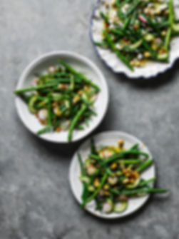 HH Phaidon Middle Eastern Mezze Green be
