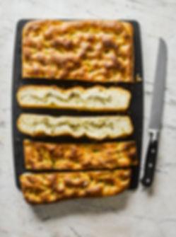 HH Phaidon Mezze Day 5 Haloumi Bread004.