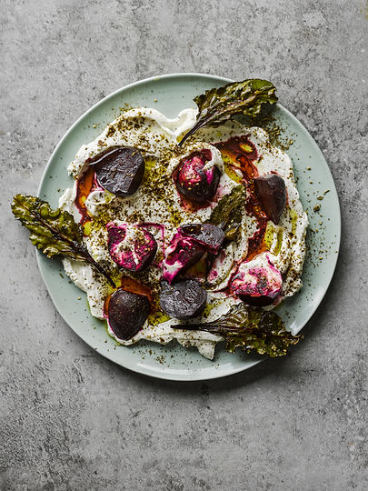 HH Phaidon Middle Eastern Mezze Roasted