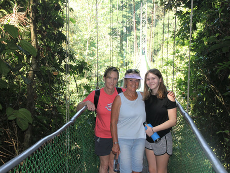 Pura Vida with Mom in Costa Rica: Highlights From A Mother-Daughter Trip!