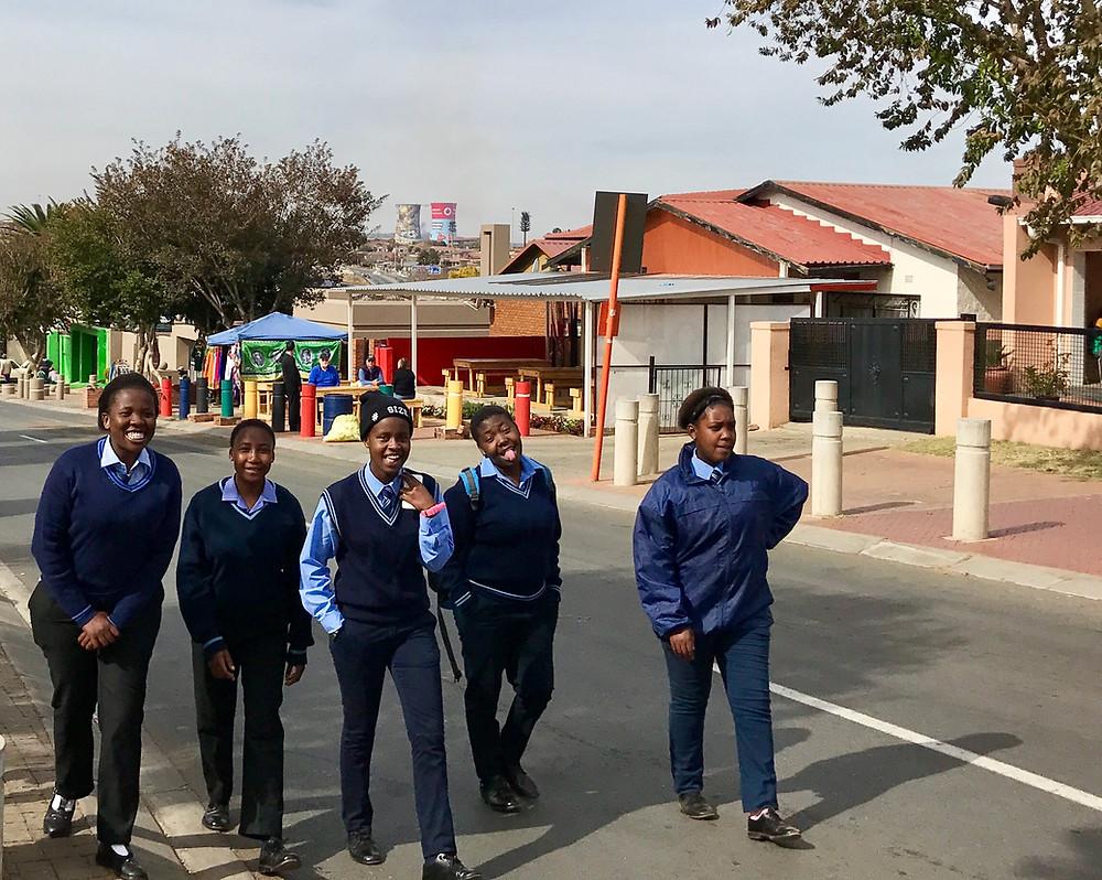 SOWETO School children in 2017