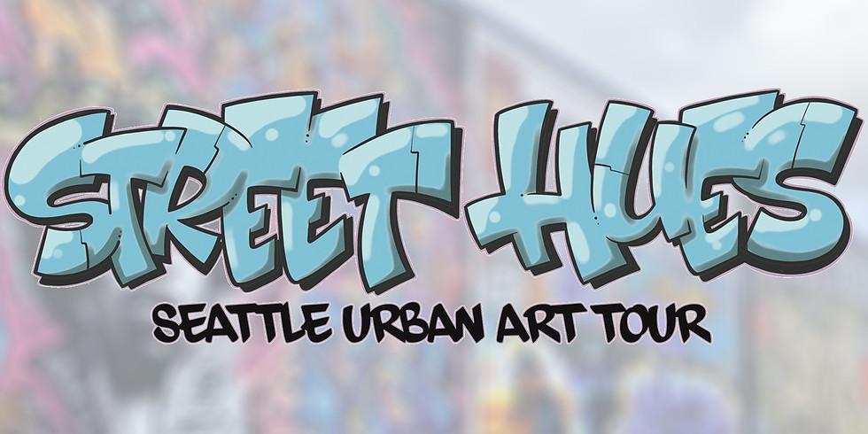 SAMPLE - STREET HUES: SEATTLE URBAN ART TOUR