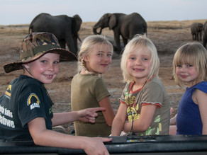 3 African Safaris Where Your Family Can Make a Difference