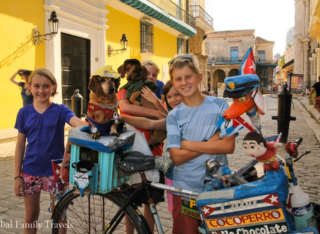 Cuba: The Best Family Travel Itinerary