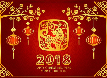 Chinese New Year Traditions and The Year of the Dog