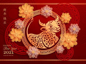 Lunar New Year Traditions in China:  2021 and the Year of the OX