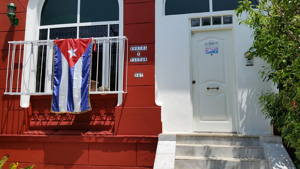 Casa Particulares - a home in Havana
