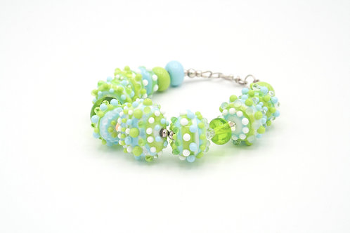 Spring Collection Luscious Bracelet (SKU: BBS001)