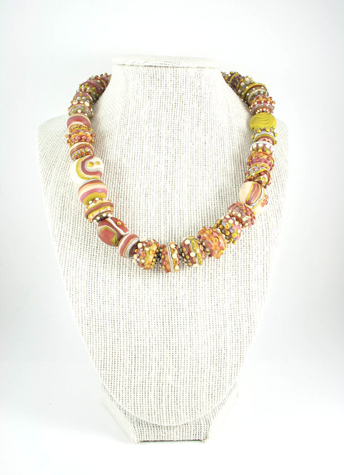 Country Collection Statement Necklace No. 1 of 1
