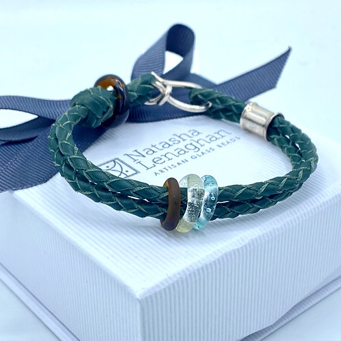 Green Brew Wristband (SKU: BW02)