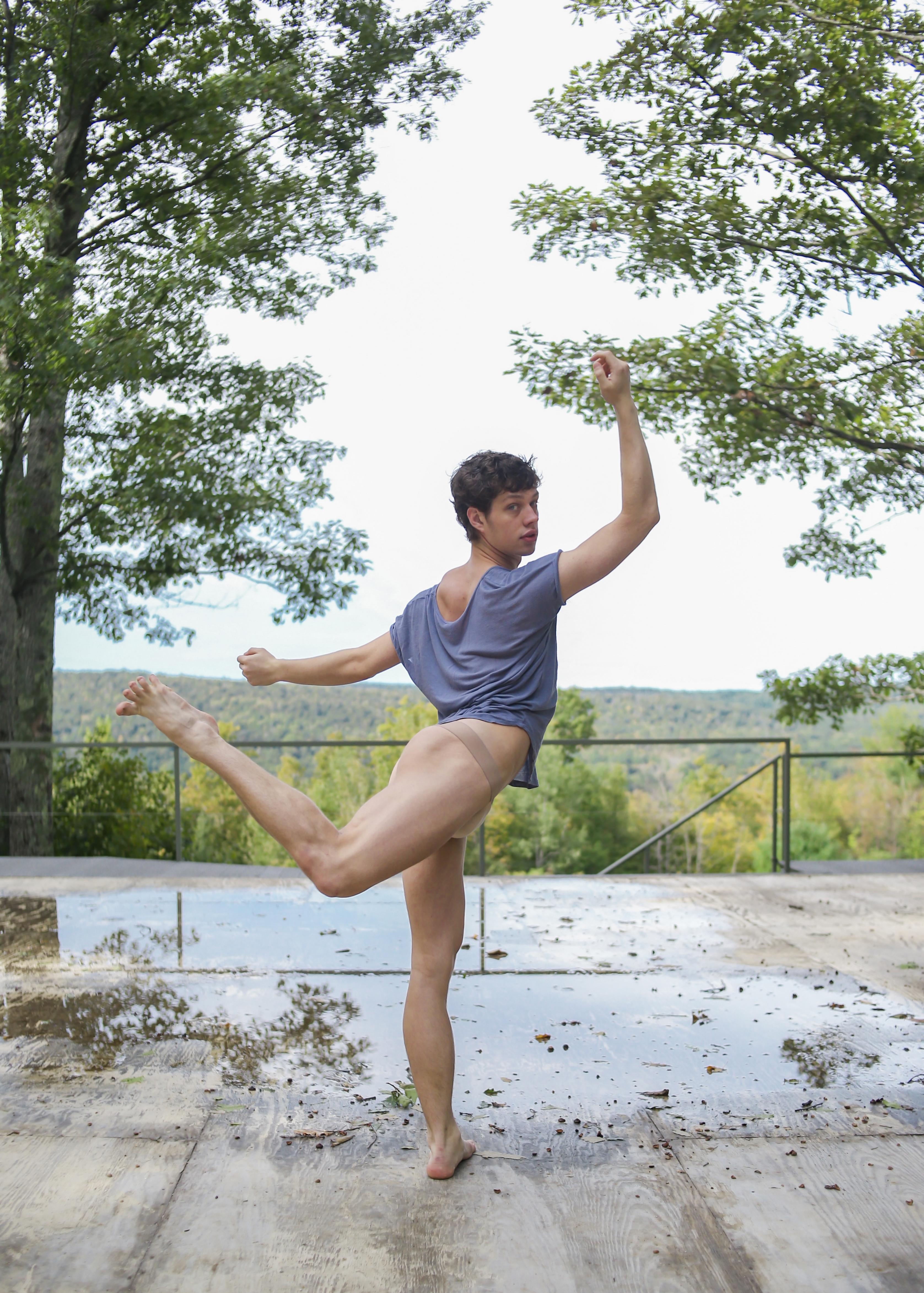 Balletnaked