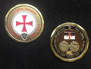 Commemorative Coin SOLD OUT