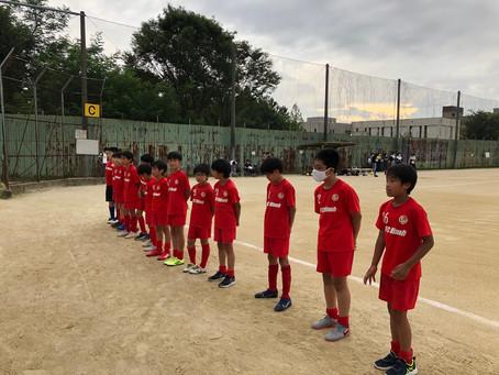 5〜6年生 トレーニングマッチ