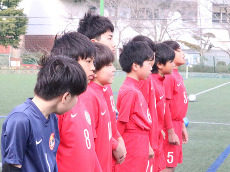 U-12 エスコカップ