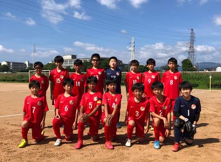 U-12 全日リーグ開幕