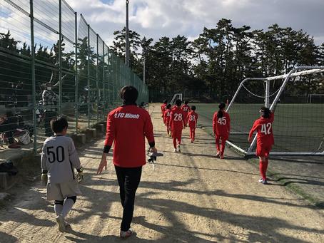 U-11 小学生大会予選突破!