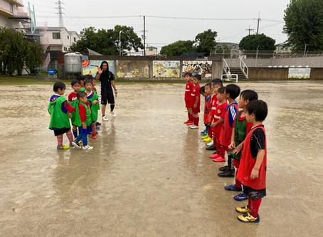 1〜2年生 トレーニングマッチ