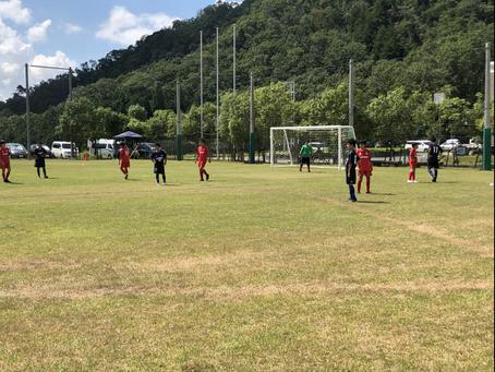 U-12 トレーニング マッチ