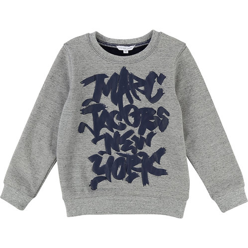 LMJ BOYS GREY SWEATER