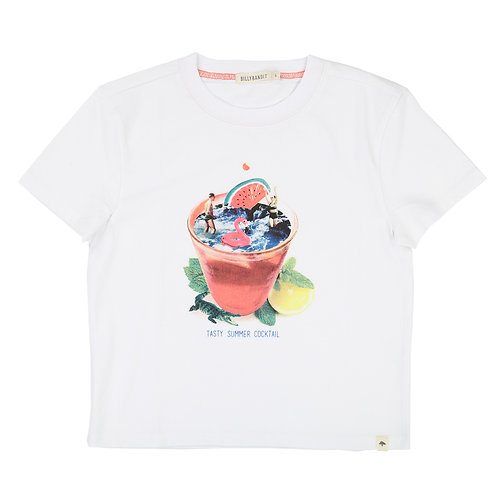 BILLYBANDIT SUMMER COCKTAIL TEE