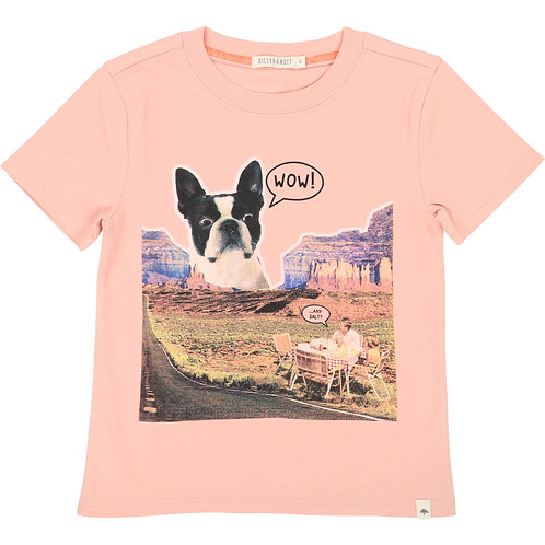 BILLYBANDIT BOYS DOG TEE