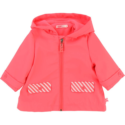 BILLIEBLUSH GIRLS RAIN COAT