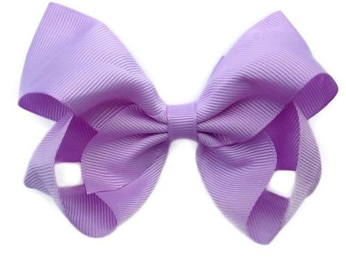 SISTER BOWS LAVENDER BOW